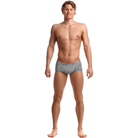 Funky Trunks Classic Trunks Herren snow leaf
